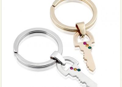Gold-Circular-Key-ring-w-ke