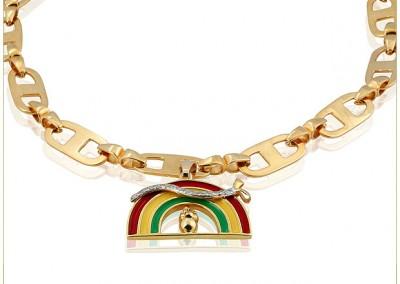 Gold-D-link-Collar-w-Rainbo