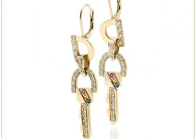 Gold-Wire-Earrings-Pave