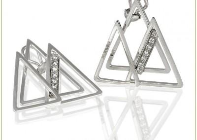 Triad-TriStone-Earrings